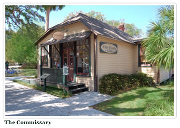 The Commissary on Jekyll Island